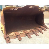 BUCKET - LOADER - ROCK - 6.5 CU/M