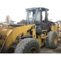 CAT 928H S/NO. BYD00187 DISMANTLING