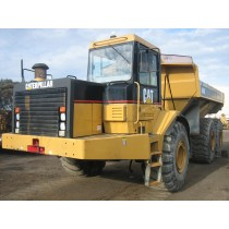 CAT D400E-II S/NO. 8PS00401 DISMANTLING