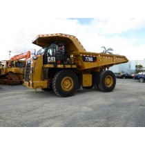 CAT 770G OFF HIGHWAY DUMPTRUCK