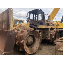 CAT 826H S/NO. AWF00752 DISMANTLING