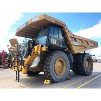 CAT 777G OFF HIGHWAY DUMPTRUCK
