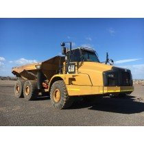 CAT 735B ARTICULATED DUMPTRUCK