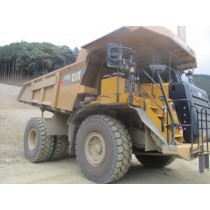 CAT 775G OFF HIGHWAY DUMPTRUCK